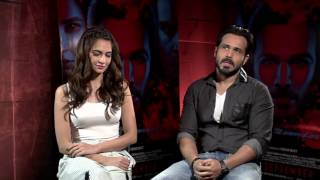 EXCLUSIVE INTERVIEW | EMRAAN HASHMI | KRITI KHARBANDA | RAAZ REBOOT | PART 1