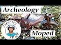 Urbex Archeology Moped  - La Mobylette du Paradis perdu