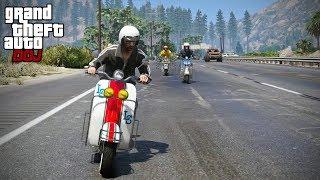 GTA 5 Roleplay - DOJ 385 - Excessive Honking