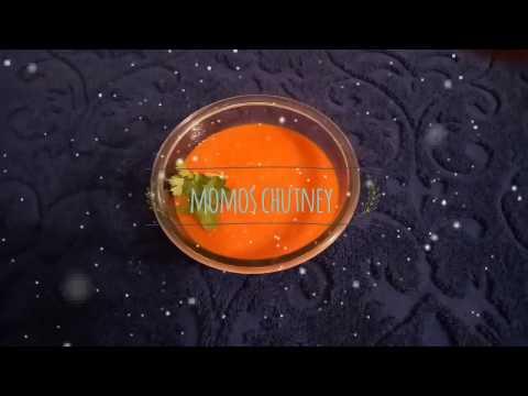 Momos chutney Recipe