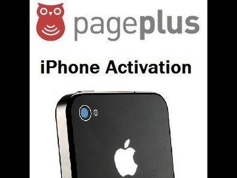 Activate iphone 5 with Page Plus | Get iphone 5 service for only $30/month with MVNO plan