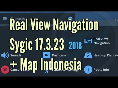 Sygic Navigation 17.3.23 Real View Navigation Final | Update April 2018