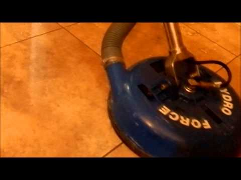 Stone, Grout and Tile Cleaning | Carter's Carpet Restoration