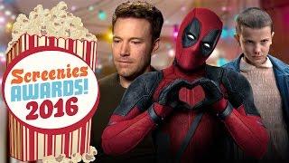2016 Screenies Awards! - The Best & Worst in Movies & TV