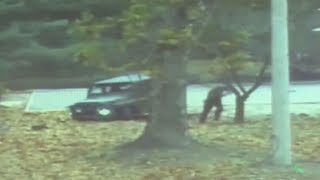 AMAZING Video Of A North Korean Defector Escaping