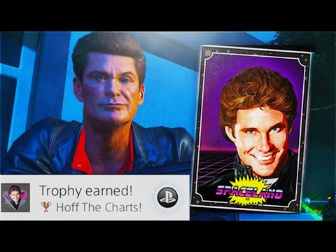 How To Play As David Hasselhoff In Zombies In Spaceland David Hasselh
