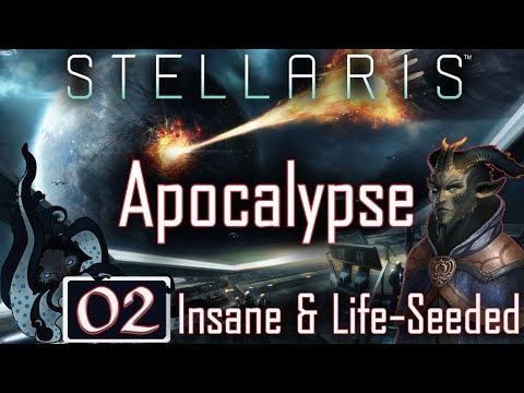 Nasty Surprise - Stellaris: Apocalypse Pre-Release Series - Drakonian Imperium - #02 - Insane