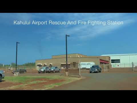 DIRECTIONS to the Kahului Airport Fire Station for FREE CPR Classes