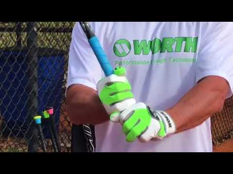 How to Grip the softball bat