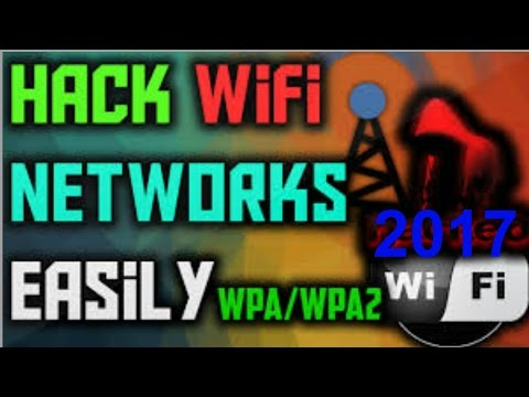 How To Hack WiFi Password Using Command Prompt (CMD)|NEW 2017