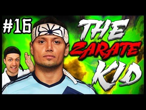 THE ZARATE KID! #16 - FIFA 15 ULTIMATE TEAM