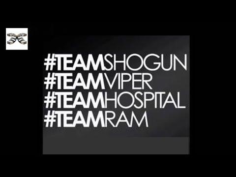 1Xtra presents a special clash between Ram, Viper, Shogun and Hospital Records
