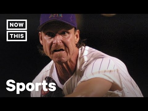 Remember When: Randy Johnson Hit a Bird With His Fastball | NowThis
