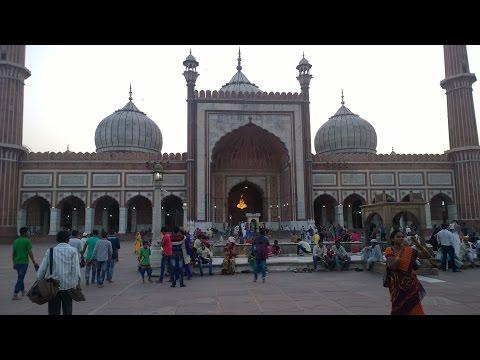 Jama Masjid , Chandni Chowk, New Delhi, Delhi, India جامع مسجد