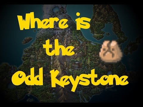 Where Is: The Odd Keystone (Location 2) (Pokemon Diamond/Pearl/Platinum)