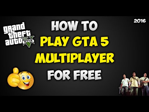How To Play GTA V Multiplayer On Cracked Version (Coop) July 2016