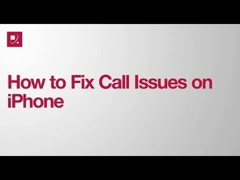 How to Fix Call Issues on iPhone