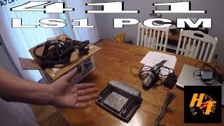 LT1 Swap to LS 411 pcm  No need for optispark easy and cheap