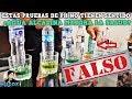 EL GRAN FRAUDE DEL AGUA ALCALINA SoyHugoX