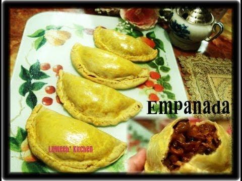Flaky Thin Crust Empanada Dough