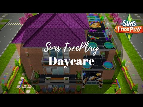 DayCare Tour | Sims FreePlay