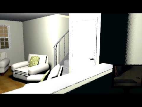 Option 1 - Half Wall