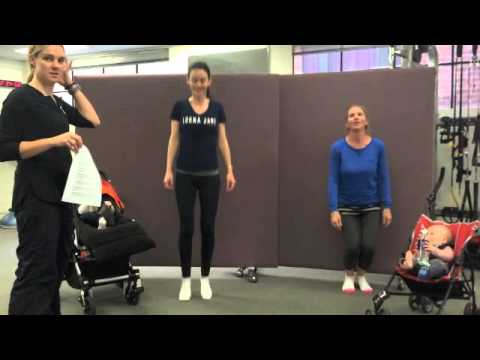 Pelvic Floor Stress Test