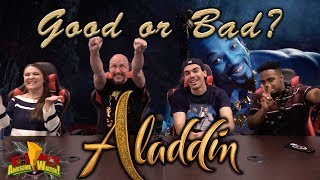 Download Aladdin 2019: Good or Bad? - Discussion & Debate Video