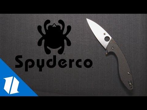 NEW Spyderco Knives | SHOT Show 2017