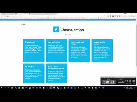 How to Create IFTTT Applets From RSS Feed To Twitter etc. SEO Tactics