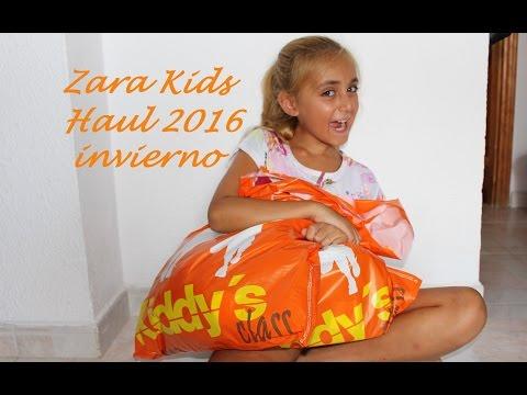 Zara Kids Haul invierno 2016/2017 - Silvia Sánchez