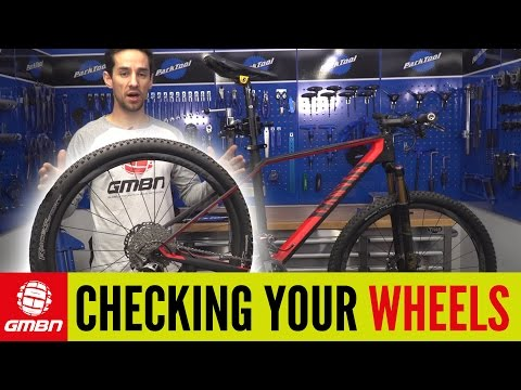 How To Check Over Your MTB Wheels | Mountain Bike Maintenance