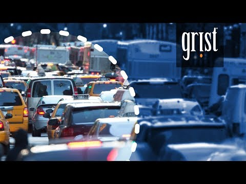 Traffic sucks. Here's a plan to fix it.