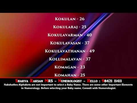 STYLE BOY BABY NAMES - THIRUVONAM NAKSHATHRAM-BEST NUMEROLOGIST - SHARVA RAKSAN MRS - 9842111411