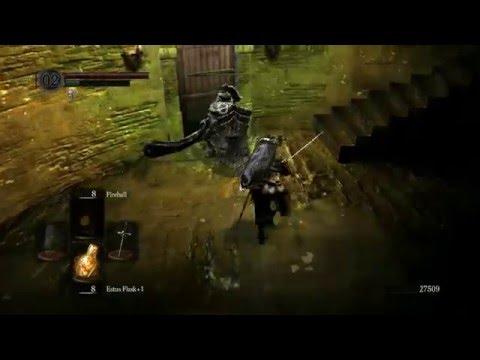 Cheesy Play's - Dark Souls Part 5