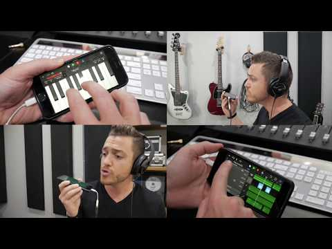 How I Recorded and Mixed a Song On My iPhone - RecordingRevolution.com