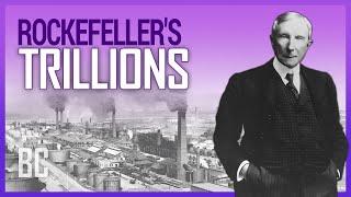 How Rockefeller Built His Trillion Dollar Oil Empire