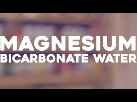 Magnesium Water