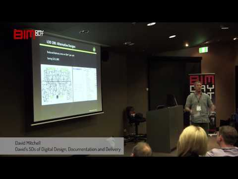 What is a 5D QS's Methodology? PART 2 (David Mitchell of Mitchell Brandtman at BIM Day Out)