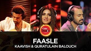 Kaavish & Quratulain Balouch, Faasle, Coke Studio Season 10, Episode 2.