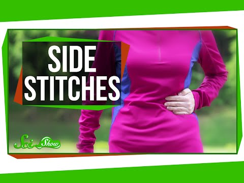 What's Causing That Stitch in Your Side?