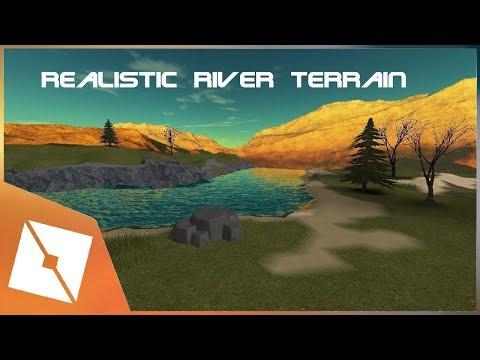 ROBLOX Edits | Making Realistic River Terrain