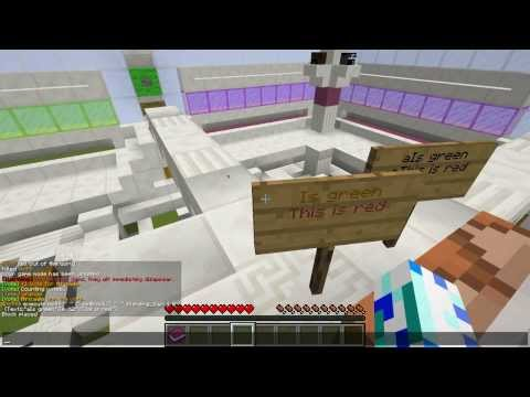 Mapmaking Tips: Color Text in Minecraft (no mods or MCEdit)