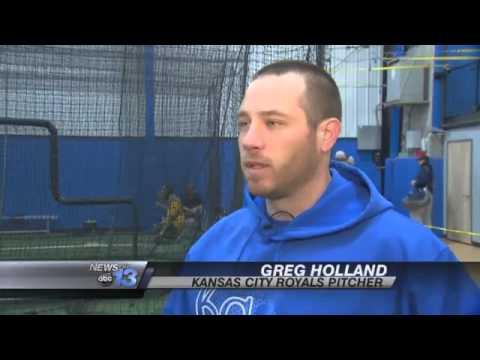 Game Changer: Greg Holland, Kansas City Royals All-Star Pitcher