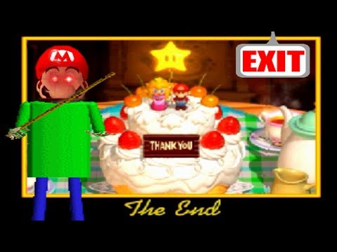 MARIO Basics 64 in Education and Learning ENDING