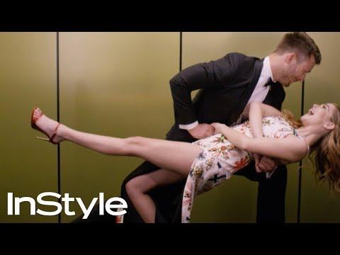 Zoey Deutch & Glen Powell 2017 | InStyle