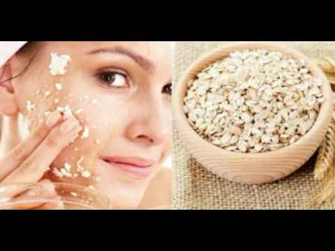 Oats Face Pack for Oily skin