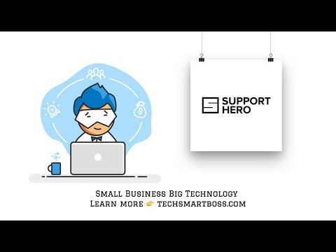 Take Your Self-Service Support To The Next Level With SupportHero