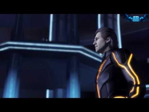 Tron Evolution PC Walkthrough Part 6 Chapter 3 Arjia  Maximus Settings 720p