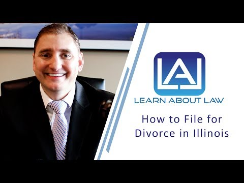 How to File for a Divorce in Illinois